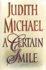 A Certain Smile by Judith Michael 1st/1st (1999, Hardcover)