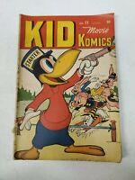 Kid Movie Comics 10 Cent Golden Age No 11 1st Issue Summer 1946 (dd) (bb27)