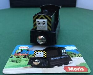 Thomas and Friends Wooden Railway - Mavis The Young Diesel - VGC Used