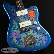 Fender Japan: Trad. Japan Trad. 60s Jazzmaster Blue Flower 'Japan' NEW