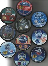 Winter Classic 9 Puck Lot Dueling 2008 2009 2010 2011 2012 14 15 16 17 18 +Cubes