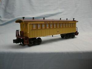 Lionel O Scale 19th Century Rock Island passenger car 6-9561