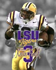 LSU Tigers KEVIN FAULK Unsigned Spotlight Photo 8x10 #1