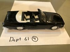 Dealer Promo Model - 1962 DODGE DART BLACK CONVERTIBLE HIGH GRADE