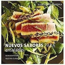 Nuevos sabores para ensaladas/ New Flavors for Salads (Reinventando Recetas