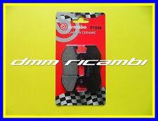 Pastiglie freno posteriori BREMBO SUZUKI BURGMAN 400 00 Carbon Ceramic 2000