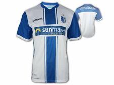 Uhlsport FCM Heimtrikot 20 21 weiß blau 1.FC Magdeburg Home Shirt Größe S-3XL