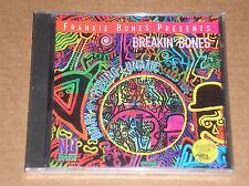 "FRANKIE BONES PRESENTS -BREAKIN' BONES ""DIARY OF A RAVING LUNATIC""- CD SIGILLATO"
