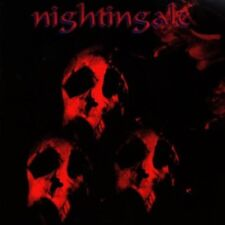 Nightingale - The Breathing Shadows CD NEU OVP