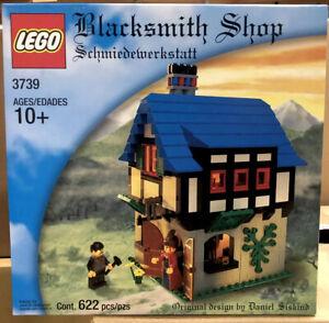 Lego 3739 Blacksmith Shop Schmiedemerkstatt - New Sealed - castle themed