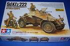 Tamiya 35286 - Sd.Kfz.222 Afrika Korps scala 1/35