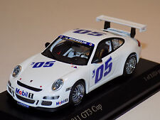 1/43 Minichamps Porsche 911 GT3 Cup Presentation 2005 Limited to 3024 pieces