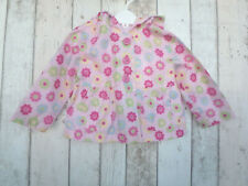 * Pretty Baby Girl Floral Print Hooded Jacket - Cherokee (9 - 12 months) *