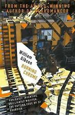 Burning Chrome by William Gibson (Paperback, 2017)