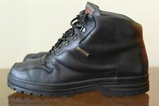 Mephisto Gore-tex Black Leather Waterproof Boots Sz 9