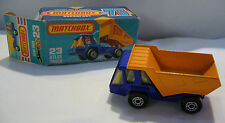 Matchbox - Superfast - MB 23 Atlas Truck     -Made in England - in Box
