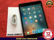 Apple iPad mini 64GB, Wi-Fi + Cellular (Unlocked), 7.9in - Black - Ref 210