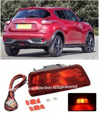 For 11-Up Juke 15-16 Murano 14-16 Rogue JDM Style Rear Fog Light Brake Tail Lamp