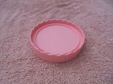 Fisher Price 2152 Wedding Create A Cake Replacement 1987 Pink Pan Dish Birthday