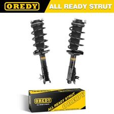 Pair Front Complete Struts & Spring Assembly For Honda Civic Sedan 06-11