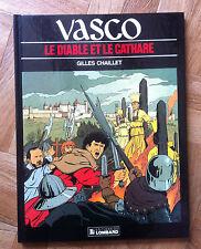 VASCO TOME 7 LE DIABLE ET LE CATHARE EO TTBE (D14)