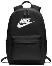 2020 Nike Heritage 2.0 Big Logo Backpack Back Pack Book Bag - Many Colors Laptop