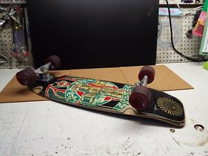 Vintage Dogtown Red dog skateboard
