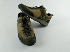 La Sportiva Climbing Shoes Men's 9 Brown & Black Athletic Sneakers Eu 42