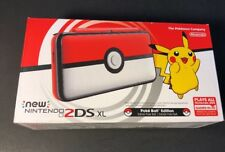 Nintendo 2DS XL Poke Ball Edition NEW