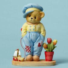 Enesco Cherished Teddies Bear Dressed as Dutch NIB  Item # 4049736