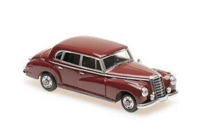 Mercedes Benz 300 Bj 1951 1:43 Minichamps / Maxichamps 940039060 NEU & OVP