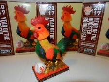 SF GIANTS YEAR OF THE ROOSTER 2017 SAN FRANCISCO SGA BOBBLEHEAD Chinese Heritage