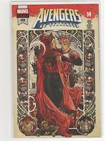 Avengers #688 Mark Waid Captain America Spiderman Hulk Iron Man Thor Vision 9.6