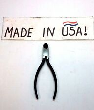 """New Xcelite Brand 5"""" Diagonal Cutting Pliers (Seconds) USA Made New Old Stock"""