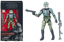 "Star Wars Black Series ~ 6"" CLONE COMMANDER GREE EXCLUSIVE ACTION FIGURE"
