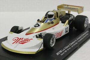 SLOTWINGS W045-01SP 2015 N. AMERICAN CHAMPIONSHIP SPECIAL EDITION 1/32 SLOT CAR