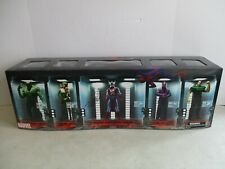 STAN LEE SIGNED SDCC 2016 EXCLUSIVE MARVEL LEGENDS THE RAFT FIGURE BOX SET MIB