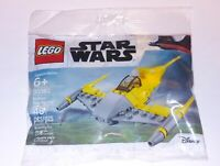 LEGO 30383 Star Wars Naboo Starfighter LOT of 11 Sets NEW Sealed Free Shipping
