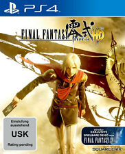 Final Fantasy Type-0 HD PlayStation 4 Ps4