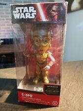 Funko Disney Star Wars Wacky Wobbler Bobble-head C-3P0