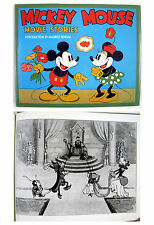 1988 MICKEY MOUSE MOVIE STORIES Introduction by MAURICE SENDAK 1st Ed HC in DJ