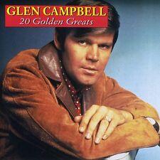 Glen Campbell - 20 Golden Greats [New CD]