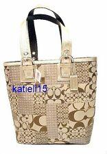 Coach Soho Signature Patchwork Tote Handbag 12318 Retail $458