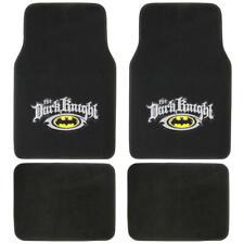 Carpet Car Floor Mats DC Comics Batman Classic Liner for Sedan Truck SUV  - 4 PC
