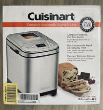 BRAND NEW Cuisinart Compact Automatic Bread Maker CBK-110P1 FREE SHIPPING
