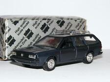 Conrad 1011 1981 Volkswagen Passat Variant GLS 5-Door Metallic Grey 1/43