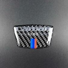Carbon Fiber Core Emblem Sticker B Column For BMW e46 e39 e60 e90 f30/34/10 C5Y4