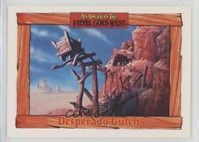 1991 Impel An American Tail: Fievel Goes West #85 Desperado Gulch Card 0c4