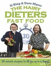 Hairy Dieters Bikers Fast Diet Cook Book Healthy Eating Weight Loss Nutrition