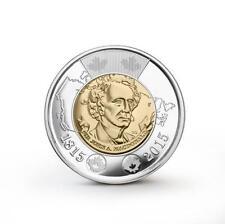 Canada Sir John A MacDonald $2 Coin The Founder Of Canada.